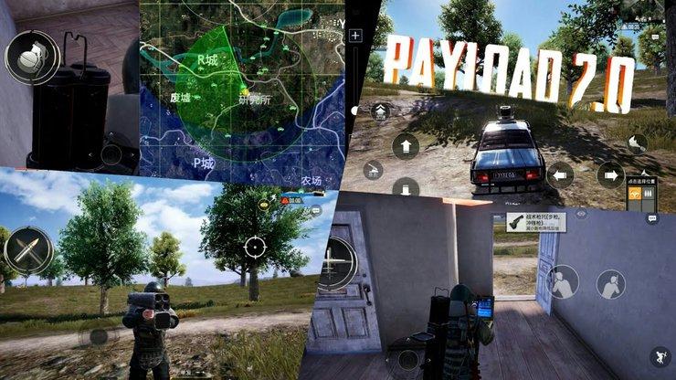 مود Payload 2.0