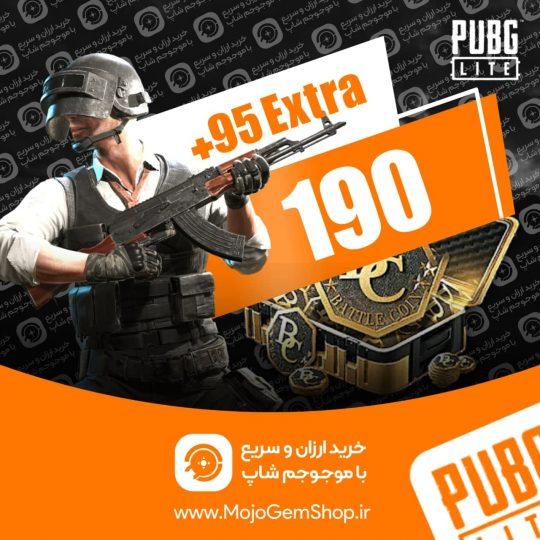 خرید 285 بیسی بازی Pubg Mobile Lite