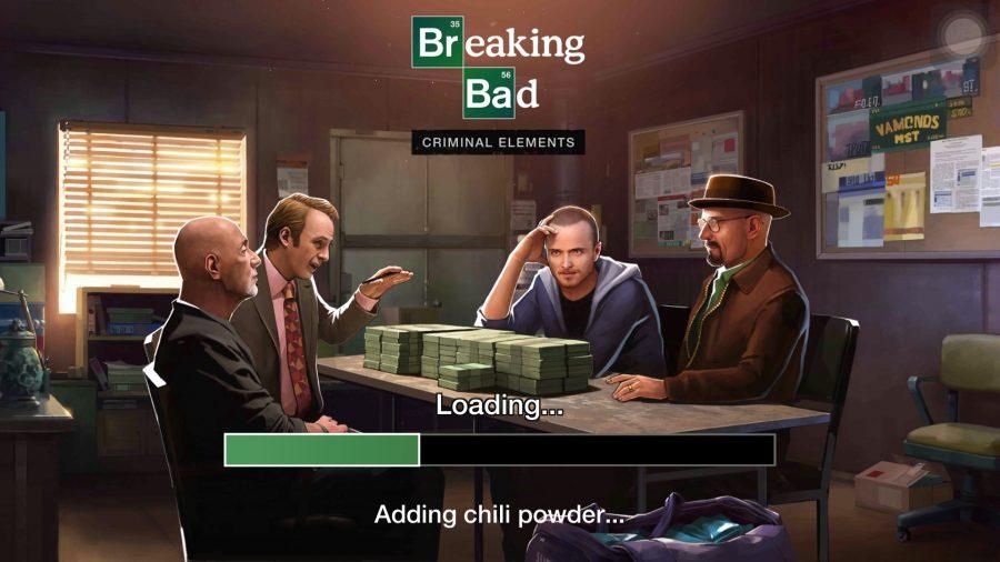 بازی بریکینگ بد برای موبایل