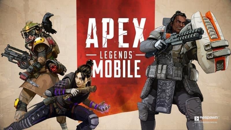 معرفی بازی APEX LEGENDS
